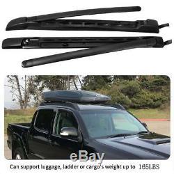 1Set Roof Rack Rail Cross Bars for Toyota Tacoma 2007-2019 Luggage Carrier Rails