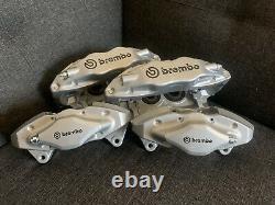 2004-2007 &2008-2014 Subaru Brembo Caliper Set OEM. Rebuilt Not remanufactured