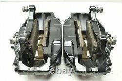 2008-2014 Subaru Impreza WRX STI Front Brembo Brake Calipers Caliper Set 08-14