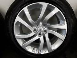 2018 L462 LAND ROVER DISCOVERY Set of 4 20 Alloy Wheels & Tyres 8.5Jx20EH2 ET47