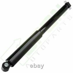 2 Front Complete Struts and 2 Rear Shock Absorbers Set fits 2002-09 GMC Envoy