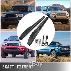 2x For Toyota Tacoma 2005-2019 Double Cab OE Style Roof Rack Cross Bars Set