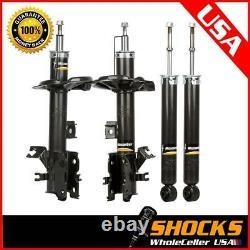 339056 349027 4Pcs Full Set Kit Shocks Struts Absorber For Infiniti FX45/FX35