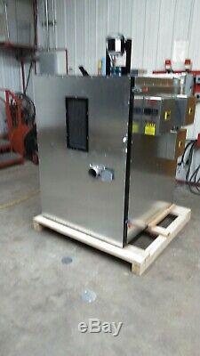 3x3x4 Powder Coat Oven, Cerakote, Curing