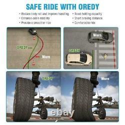 (4) Front + Rear Set Shocks Struts 334615 334614 343352 For BMW 323i 1999-2000
