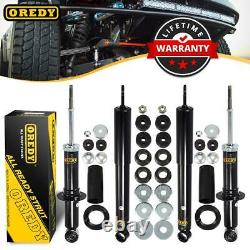 (4) Front Rear Set Shocks Struts 37157 71351 For Toyota 4Runner 96 97 98 99-02