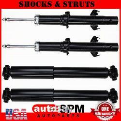 4pcs Set Struts Shocks for 2006 2009 Ford Fusion 2003 2008 Mazda 6 3.0L