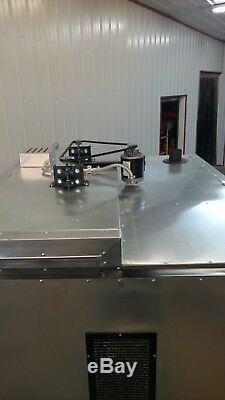 4x6x6 Powder Coat Oven, Cerakote, Curing. Gas. Propane or natural gas