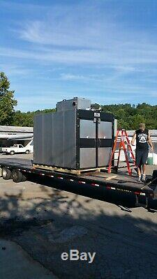 6' x 6' x 9' Industrial Curing Oven Powder Coating Batch Oven