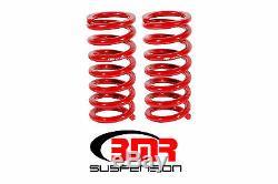 BMR Suspension SP096, Lowering Springs, Set Of 4, 1.25 Drop