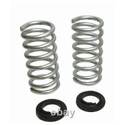 Belltech 23458 Set of 2 Front Lowering Pro Coil Spring for Silverado/Sierra 1500