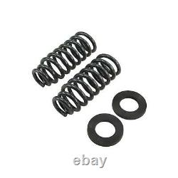 Belltech 23807 Set of 2 Front Lowering Pro Coil Springs for 04-13 Ford F-150