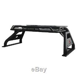 Black Horse 04 19 F-150 F-250 Roll Bar bed cargo RB-BA1B OPEN BOX Complete Set