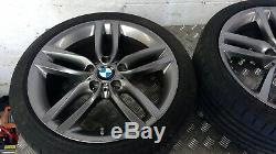 Bmw 1 2 Series F21 F22 18 M Sport Double Spoke 461 Set Of Alloy Wheels 7846784