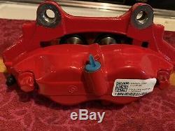 Dodge Charger/challenger 4 Piston Brembo Front Brake Set