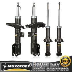 Fits For Mitsubishi Lancer 2008-2011 Full Set Shocks Struts Absorber 341425
