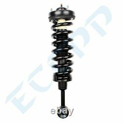 For 04-08 Ford F-150 4WD Quick Complete Front Struts & Coil Spring Assembly Pair