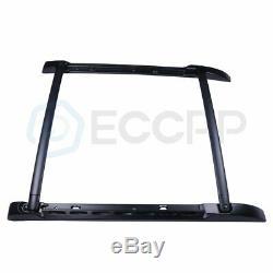 For 05-18 Toyota Tacoma Double Cab OE Style Roof Rack Cross Bars Side Rails Set