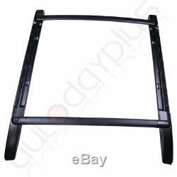 For 05-19 Toyota Tacoma Double Cab OE Style Roof Rack Cross Side Rails Bars Set