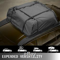 For 05-19 Toyota Tacoma Double Cab OE Style Roof Rack Side Rails Bars Set