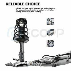 For 1992-1996 Toyota Avalon Front Quick Shock Strut & Coil Spring Mount Assembly