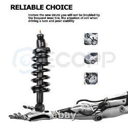 For 2000-2006 Honda CR-V (2) Rear New Complete Struts Shock Absorbers Assemblies