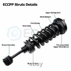 For 2003-2006 Ford Expedition Front Loaded Complete Struts with Spring Assembly
