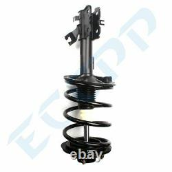 For 2004-2008 Nissan Maxima 2x Front Shocks & Struts with Coil Springs Suspension
