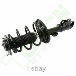 For 2012-14 Toyota Camry Complete Struts Coil Springs with mounts Shocks Set x 4