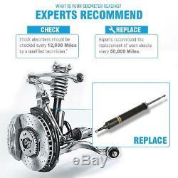 For BMW 128i For 135i For 330i 4 Full Set Shocks Struts 334627 334628 349041