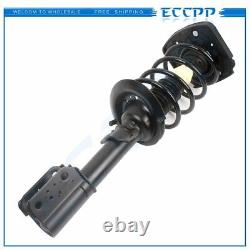 For Chevrolet Impala 2004-13 Rear Quick Struts Shocks & Springs up to 17 Wheels