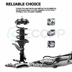 For Honda Civic 2003 04 2005 Quick-Strut Complete Struts Assembly Springs Pair