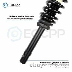 Front (2) For Hyundai Sonata 2006-10 Quick Struts Shocks with coil Spring Assembly