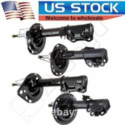 Front Rear Full Set Absorber Shocks Fits 06-11 Toyota Avalon 07-11 Toyota Camry