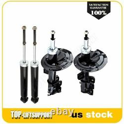 Front and Rear Full Set Shocks Struts For 2003 2004 2005 2006 2007 Nissan Murano