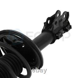Full (2) Front Quick Struts with Springs Fits 2003 04 05 06 07 08 Hyundai Tiburon