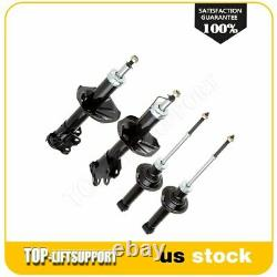 Full Set Of 4 Shocks Struts For 1995 1996 1997 1998 1999 Nissan Sentra 200SX