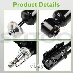 Full Set Of 4 Shocks & Struts for Chevrolet Malibu 04-2012 Pontiac G6 05-2010