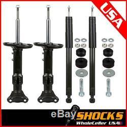 Full Set Shocks Struts Absorber For Mercedes Benz C230/C240/C320 335920 553306