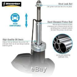 Full Set Shocks Struts For 89-95 GEO METRO 232025 232026 232027 New Warranty