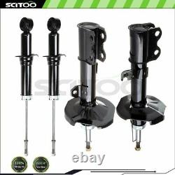 Full Set of 4 Front Rear Shock & Struts Assembly for 2003-08 Toyota Corolla 1.8L