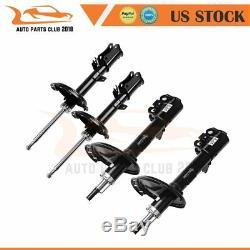 Full Set of 4 Shocks Struts For 2004 2005 2006 Lexus RX330 3.3L 2007 RX350 3.5L