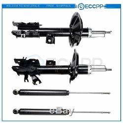 Full Set of 4 Shocks Struts For Infiniti FX35 FX45 SUV