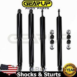 Full set Front & Rear Shocks Struts For Dodge Ram 2500 3500 2003-2010 4X4