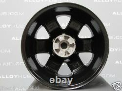 Genuine Land Rover Discovery 4 3 Hse 19 Inch Gloss Black Alloy Wheels Set X4