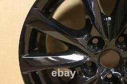 Genuine Original Oem Set 4 Mazda 6 17 Alloy Wheel Rims In Black 9965077570
