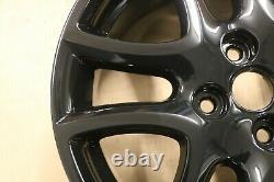 Genuine Original Set 4 Mazda 2 16 Black Alloy Wheel Rims 9965b46560 2007-14
