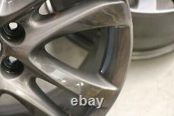 Genuine Original Set 4 Mazda 6 & Cx-5 19 Alloy Wheel Rims Grey 9965087590