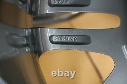 Genuine Set Oem X4 Skoda Superb Mk2 3t 18 Themisto Alloy Wheel Rims 3t0601025e
