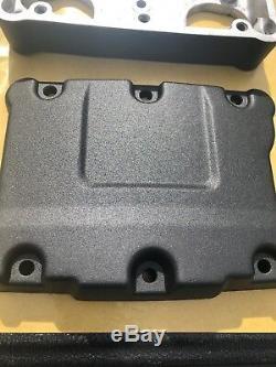 Harley OEM Twin Cam Rocker Box Set (4) 1999-2017 Sand Tex Black Powder Coated